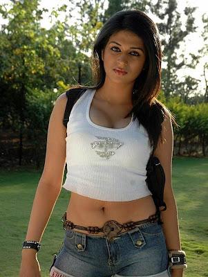 Shraddha das in white tops