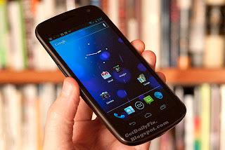 Samsung Galaxy Nexus, Galaxy Nexus Smartphone