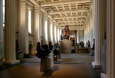 British Museum London 2013