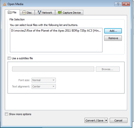 Video converter: using VLC media player | Mp3 | MP4 | Technology News | Mobile Review | Audio ...