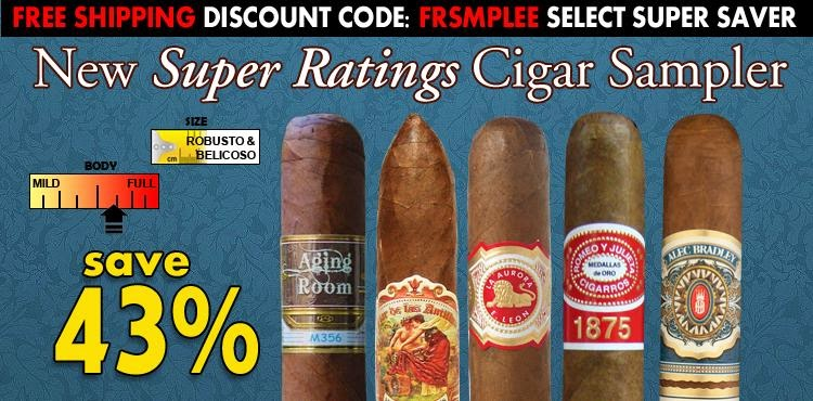 http://www.mikescigars.com/cigar-samplers-1