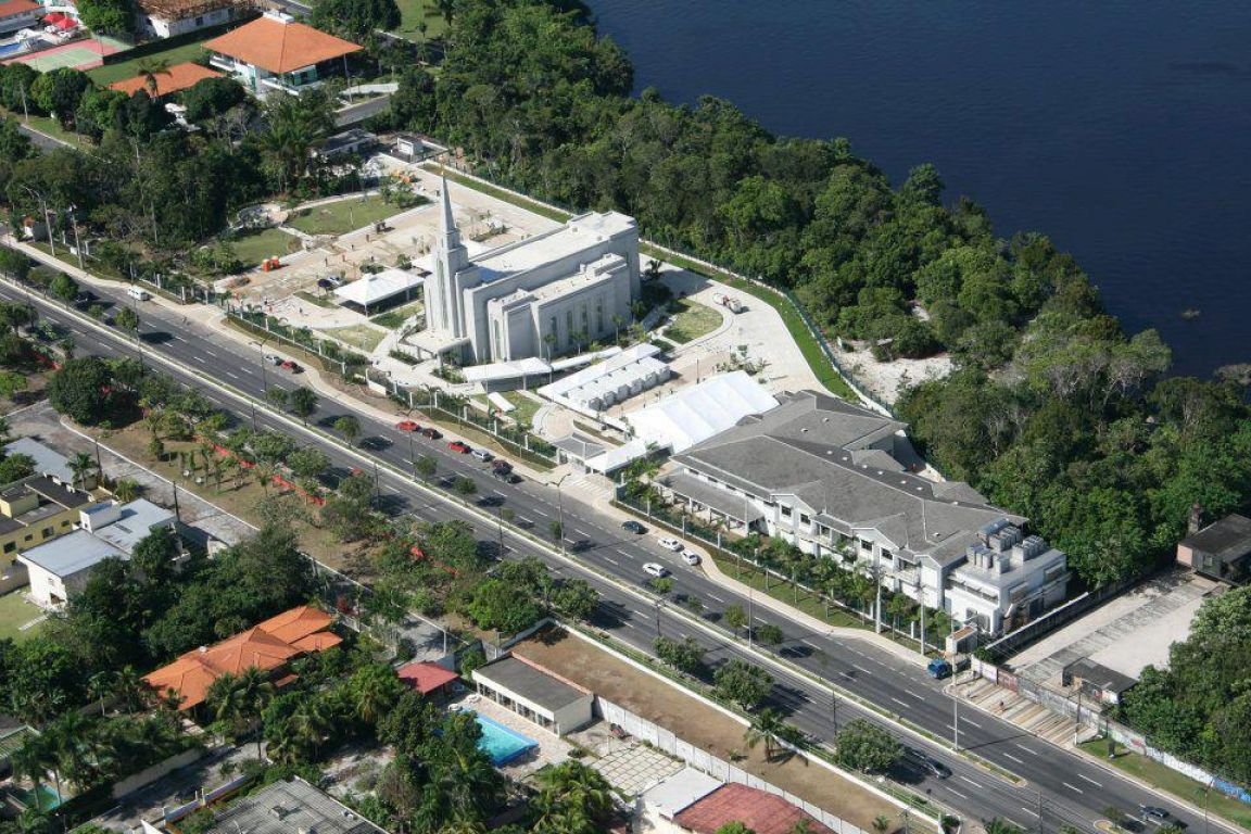 Manaus Brazil  city photos : ... Webber LDS Statistics: Manaus Brazil Temple dedicated and open