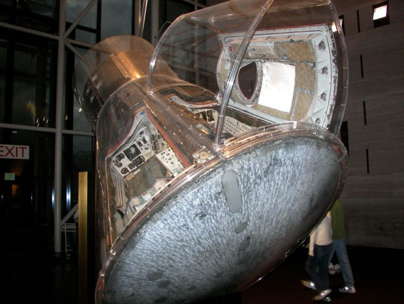 apollo space capsule heat shield - photo #8
