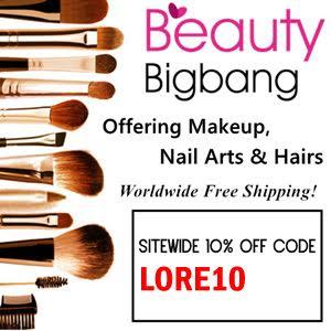doscount code BeautyBigbang