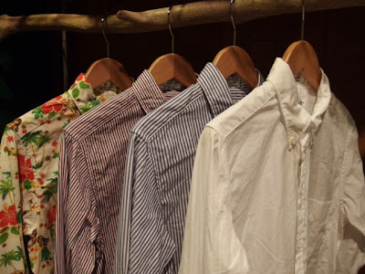 FWK by Engineered Garments 19th BD Shirt
