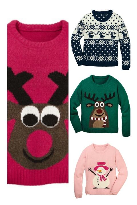Jultröjor för barn på Lidl. f3b6b1676d2e5