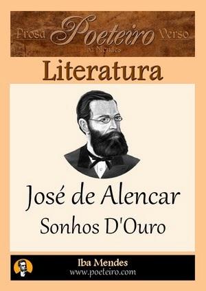 Sonhos de Ouro de Jose de Alencar