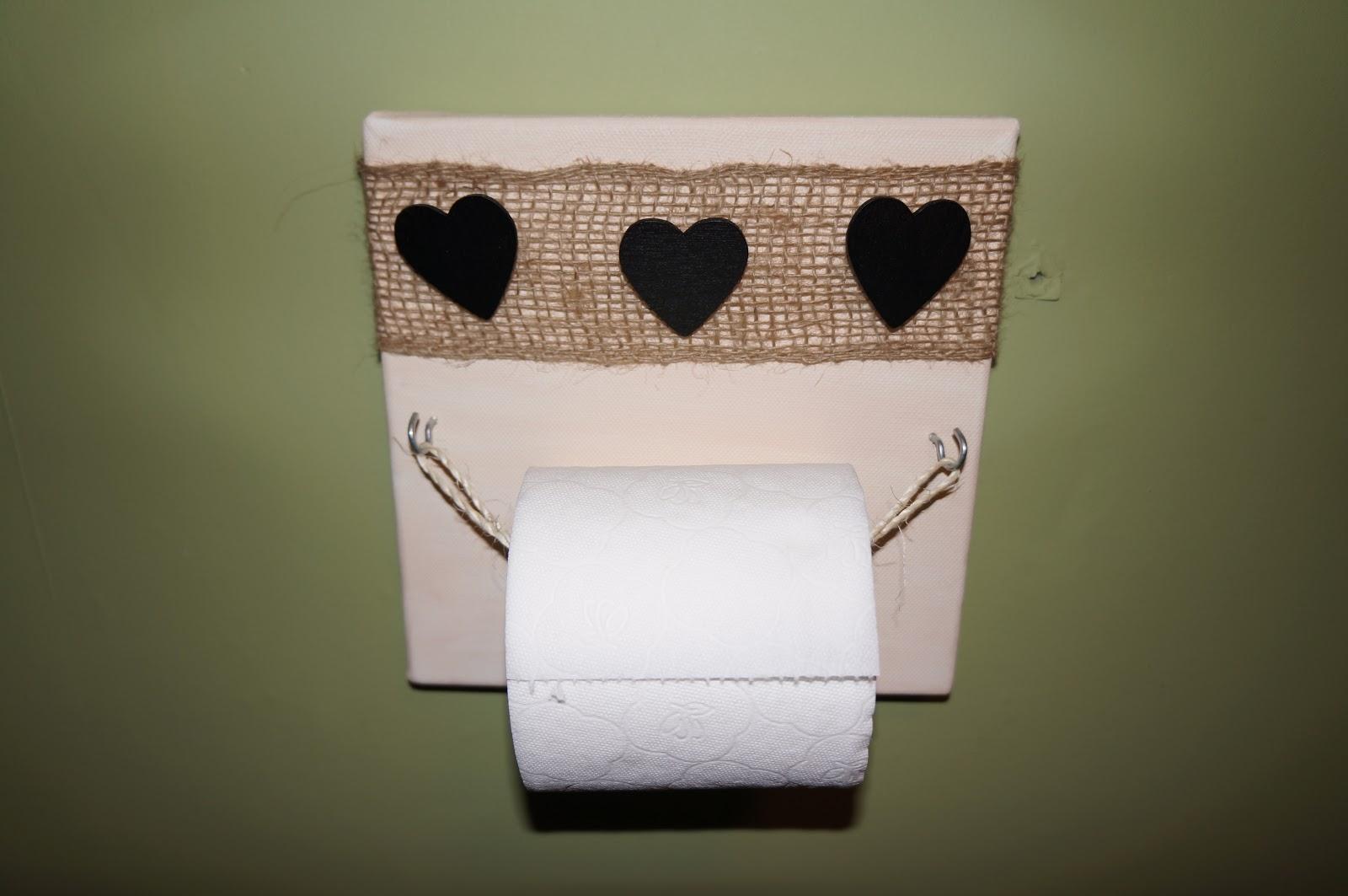 Les midinettes en cr ation mes portes rouleaux de papier - Creation rouleau papier toilette ...