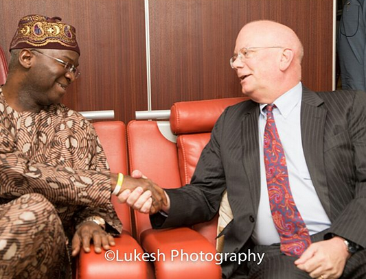 Fashola and Us Ambassador
