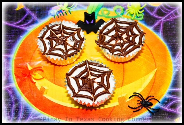 ... Blog: No-Bake Cheesecake Cups with Nutella Spiderweb Topping