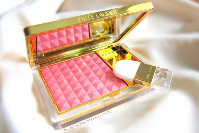 Estee Lauder Illuminating Powder Gelee Blush in 'Tease'