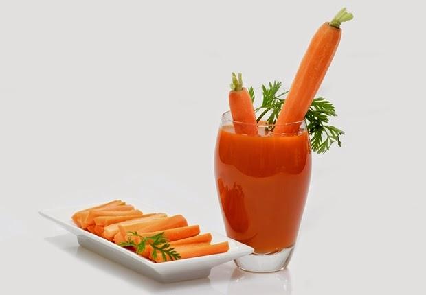 khasiat dan manfaat jus wortel untuk tubuh