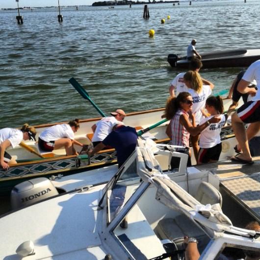 regatta storica in venice