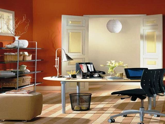 paint color ideas for an office