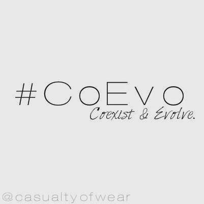 #CoEvo