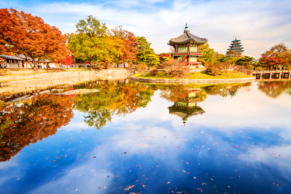 vé máy bay đi Hàn Quốc, cảnh đẹp, du lịch