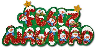 Tarjetas de Navidad  Y feliz año nuevo