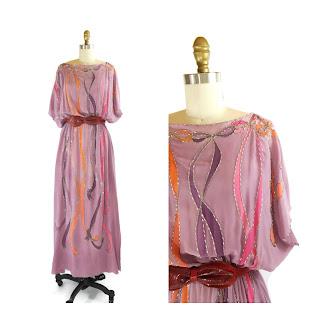 Foxburrow Vintage Dress