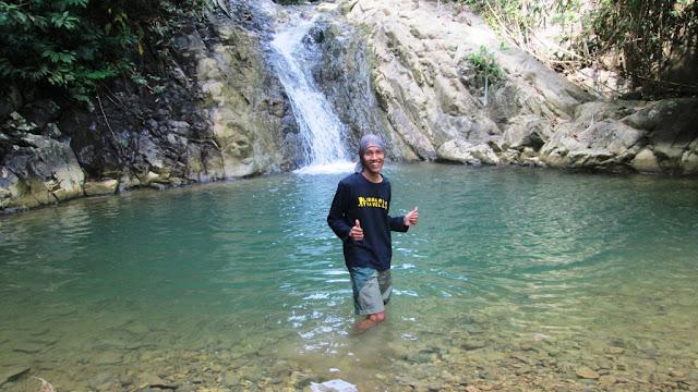 Kedung Bunder di Sedandang. Airnya sangat jernih