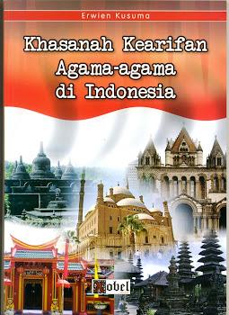 Buku Khazanah Kearifan Agama Agama di Indonesia