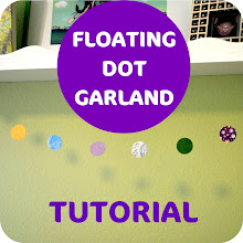 Floating Dot Garland [Tutorial]