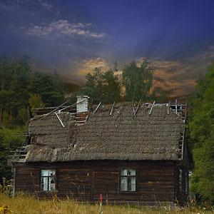 Chata z Podlasia