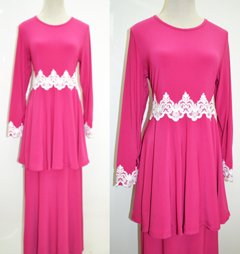 Www Fesyen Baju Kurung Terkini 2013 Com