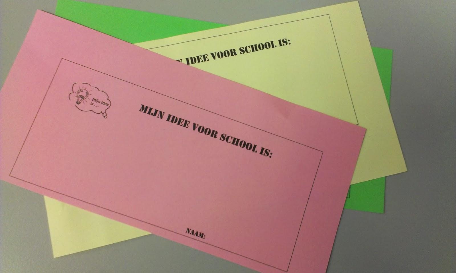 ideeën sinterklaasviering school