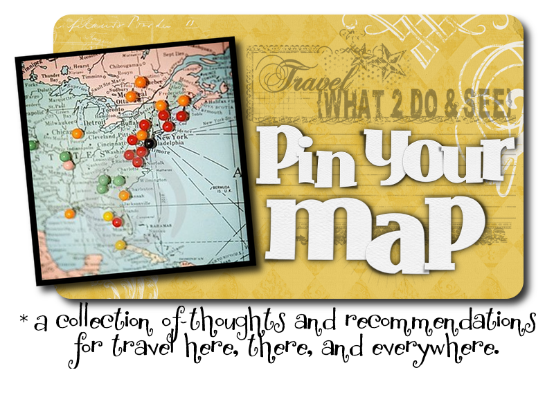 Pin Your Map!!!