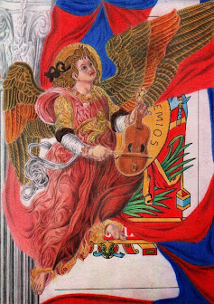 Angel Tocant el violin