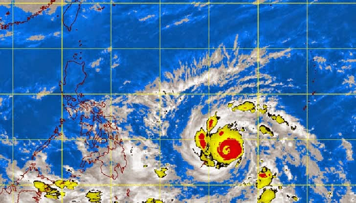 Typhoon Hagupit (Bagyong Ruby) December 3