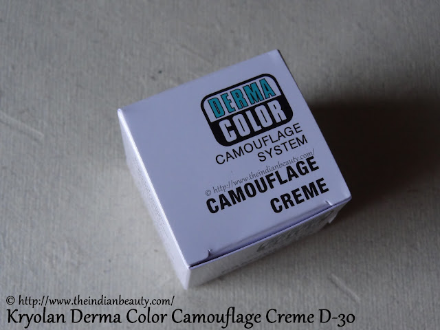 kryolan derma color camoflage creme d30 reviews