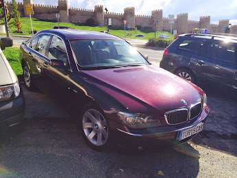 BMW SERIE 730 AÑO 2007