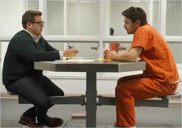 """Jonah Hill y James Franco en """"Una Historia Real"""""""