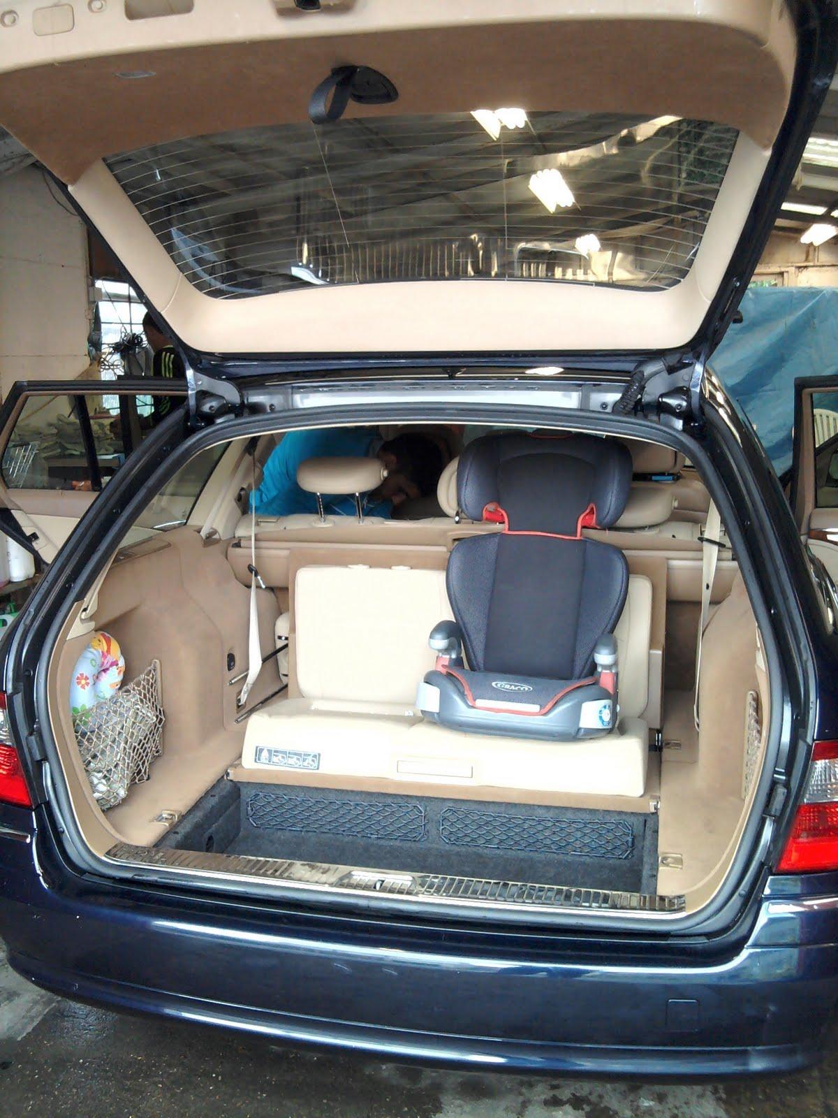 Mercedes-Benz E220 Estate Diesel review | Car News - Auto Lah