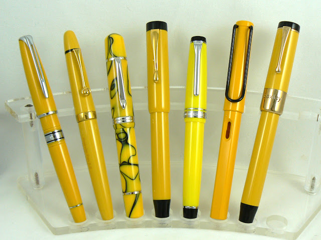 Yellow Ballpoint Pen6