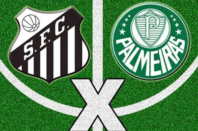 Palmeiras perde para o Santos