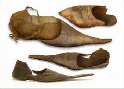 Calçados medievais