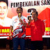 Ribuan Banteng Klaten Digembleng Sang Ketua DPC. Patahkan Kader Yang Bengkok.