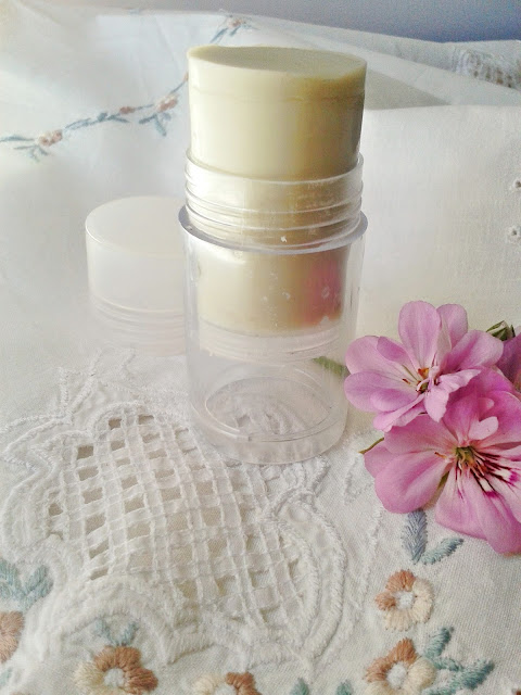 desodorante casero natural
