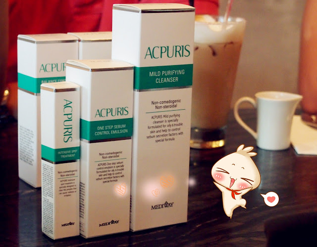 acpuris,acne,skin care, korea,