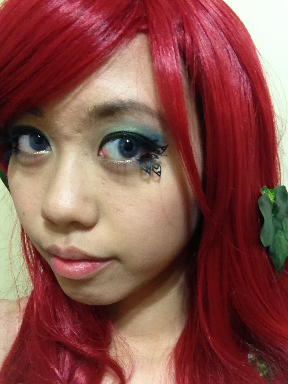 Pretty Poison Wig 60