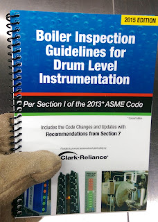 Clark-Reliance Inspection Guidelines for Water Level Instrumentation