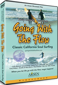 Going With The Flow: Classic California Soul Surfing