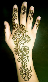 Latest Indian Mehndi Designs 2012