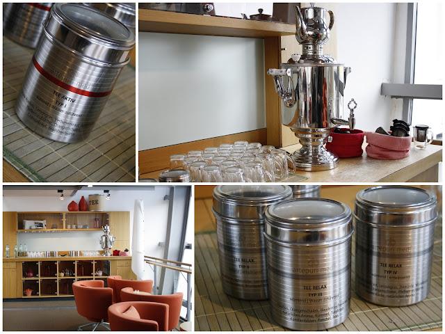 artepuri hotel meerSinn Teebar