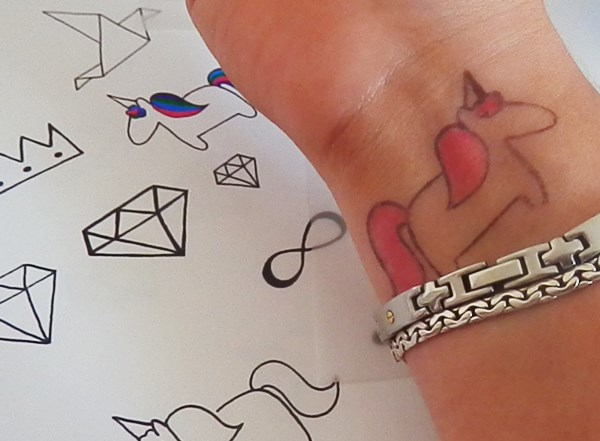 comment dessiner un tatouage  - tatouage facile a dessiner