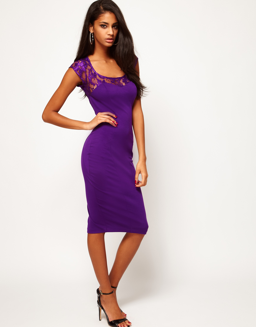 Couture Carrie: Purple Predilection