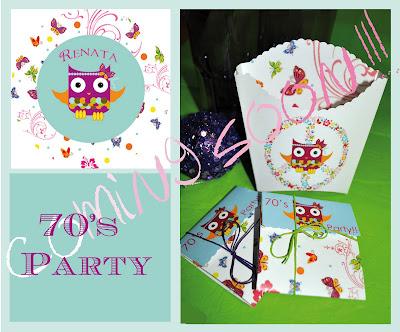 Perfect party 70 s party fiesta de los a os 70 coming - Fiesta disco anos 70 ...