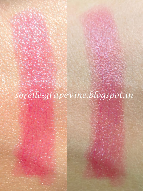 Revlon Just Bitten Kissable Lip Stain Lovesick Swatch